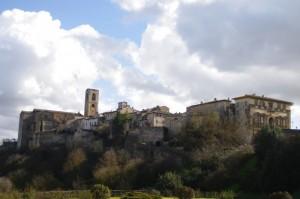 borgo mediovale