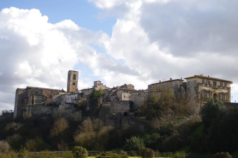 ''borgo mediovale'' - Colle di Val d'Elsa