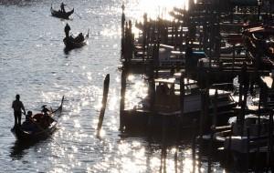 Venezia in controluce