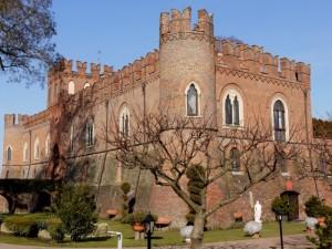 """il castello dei """"Ghilini""""……"""
