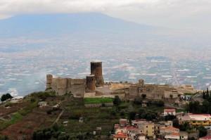 il castello di Lettere (X secolo)