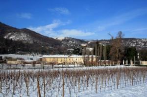 """Collebeato - Località """"Il Conte"""" in inverno"""