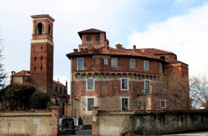 Castello con ingresso