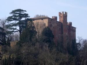 il castello di Pomaro…..