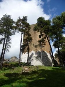 Casertavecchia, la torre del Castello