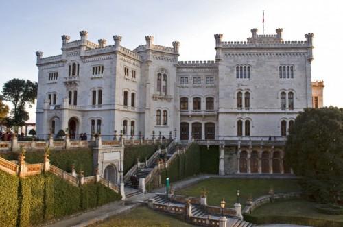 Trieste - Il parco di Miramare