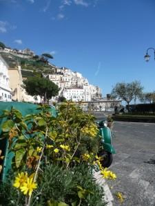 Scorcio di Amalfi