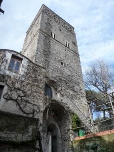 Torre maggiore di Villa Rufolo