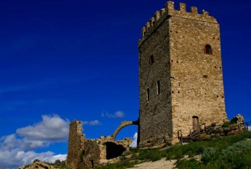 Cefalà Diana - Il castello di Cefalà Diana