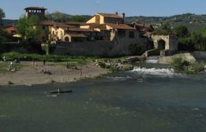in riva all'Arno alla Nave a Rovezzano