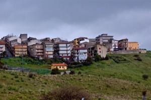Pomeriggio piovoso a Godrano