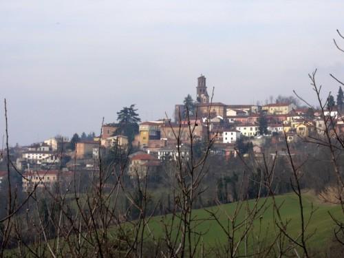 San Salvatore Monferrato - sul rilievo.....