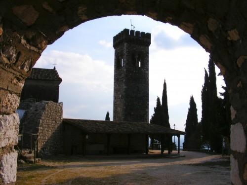 Caneva - Il Castello: Torre Campanaria
