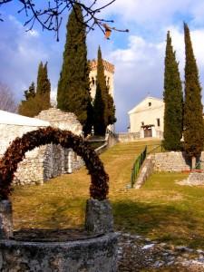 Il Castello di Caneva