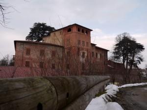 il castello medioevale….