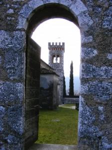 La Torre Campanaria del Castello di Caneva