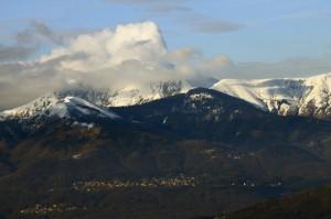 Miazzina vista da Alpino