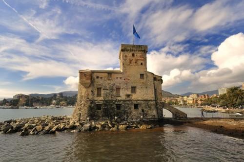 Rapallo - Il castello sul mare
