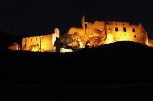 Abatemarco, il castello di San Michele