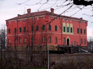 Il castello degli Spinola…..