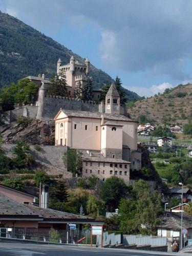 Saint-Pierre - La solita foto del solito castello...