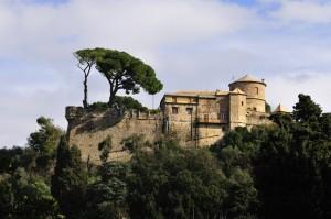 Portofino. Castello Brown