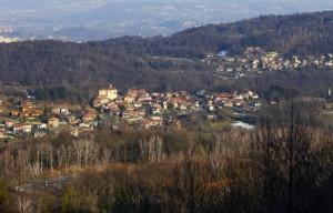 Vezzo visto da Alpino 1, Alto Vergante