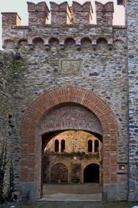 Ingresso al castello