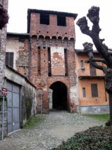 Al Ciacarun porta del castello