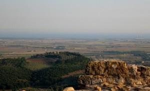 Uno sguardo dalla Rocca