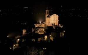 Torricella, notturno
