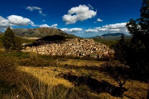 Ciminna e la valle Intorno
