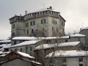 il castello dei Doria…..