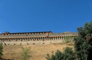 Volterra - Mura