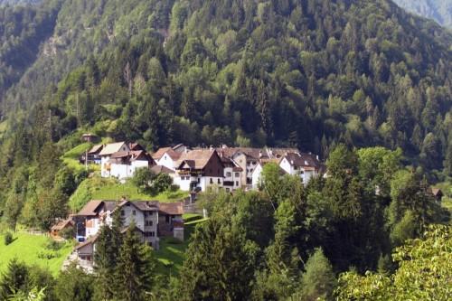Prato Carnico - Il borgo di Pradumbli