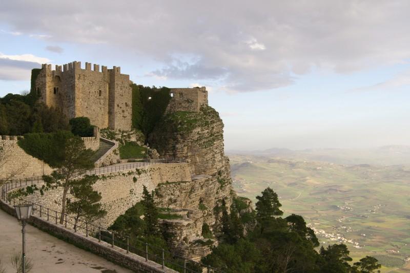 ''Castello di Venere - Erice'' - Erice