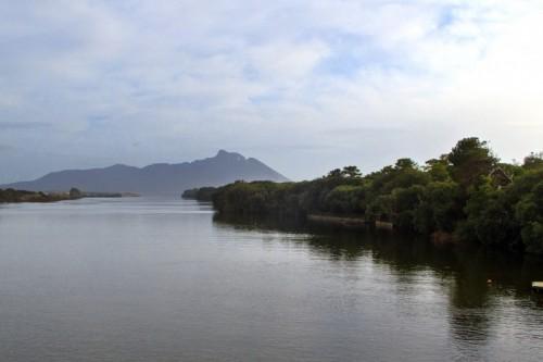 Sabaudia - Parco del Circeo, il lago di Sabaudia