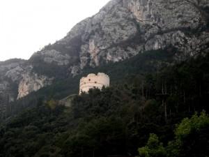 il bastione di Riva del Garda