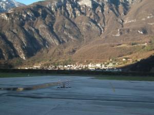 Ravina-Romagnano, dall'aeroporto di Trento