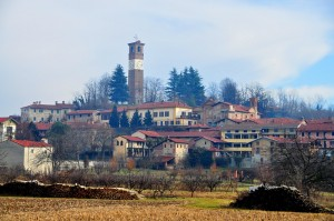 Romano Canavese: paese  semplice e antico