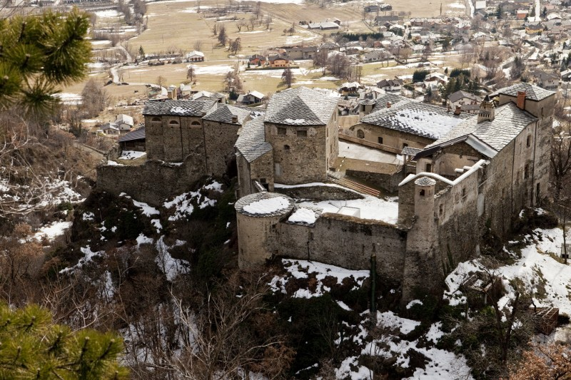''Dentro il Castello'' - Quart