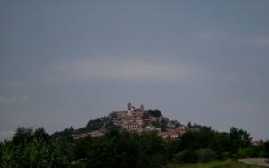 panorama di Cunico