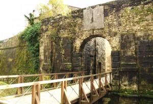 il ponte della Porta Nuova