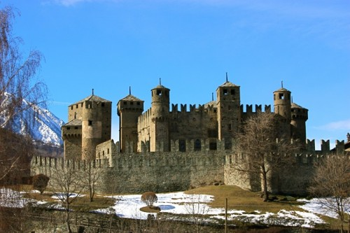 Fénis - castello 4