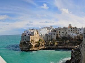 Arroccata sull'Adriatico