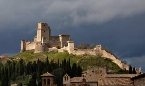 Sui Tetti di Assisi