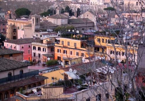 Roma - Come un antico borgo....