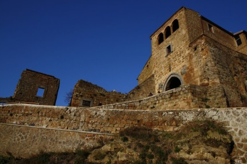 Bagnoregio - Ingresso a Civita