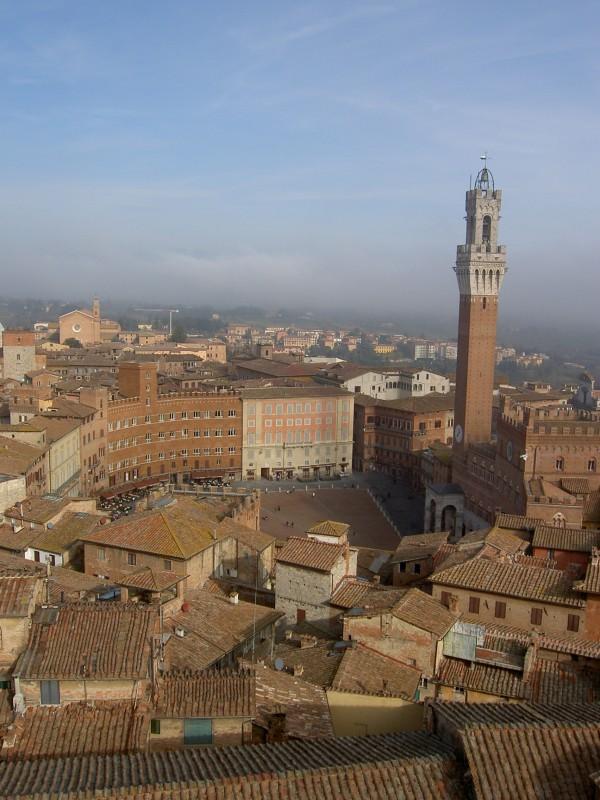 ''Siena, Piazza del Campo'' - Siena