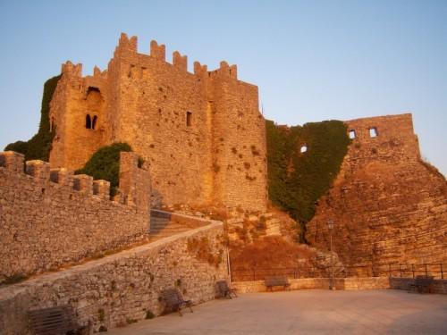 Erice - Il Castello di Erice